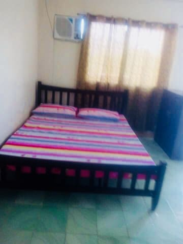JZ unit apartelle at Calamba city