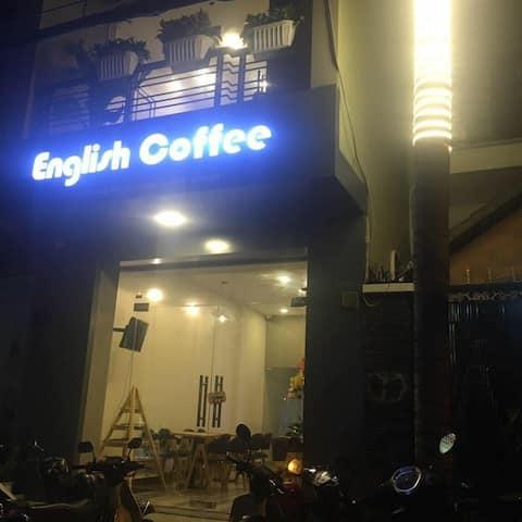 English coffee homestay private room