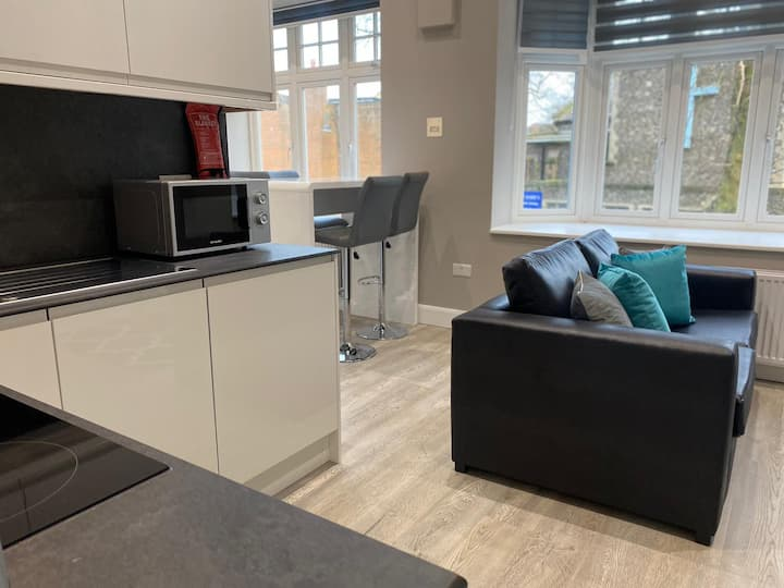F2 Luxury & Spacious 1 Bed apartment by SYL