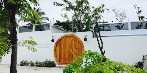 Noovilu Suites - the luxury guesthouse in Maldives
