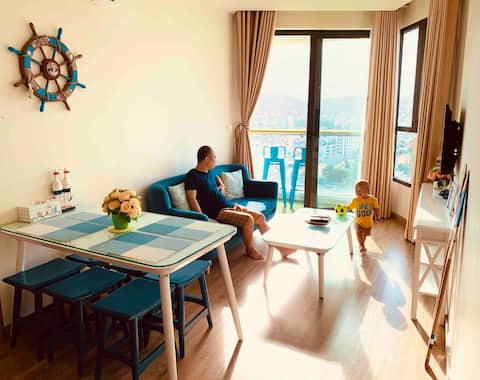 Cozy 2Br Apt⭐Stunning Bay View⭐Pi house Ha Long⭐