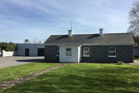 Newtowndarcy Traditional Cottage - Galway - Kabin
