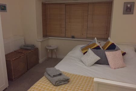 A double / single or twin room - Whitefield - 獨棟
