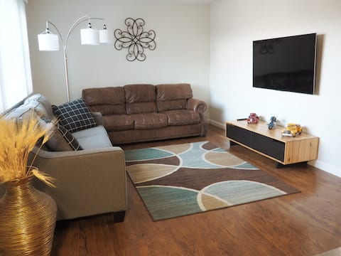 Beautiful Apartment Close to NYC - Free Parking