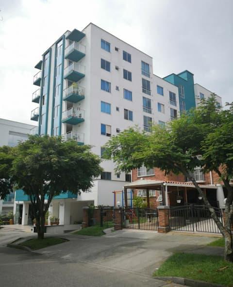 Apartaestudio cómodo en Pinares - Pereira.