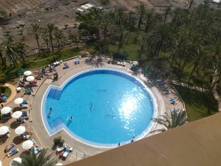 Tenerife sud appartement 80 M2 vue sur la mer