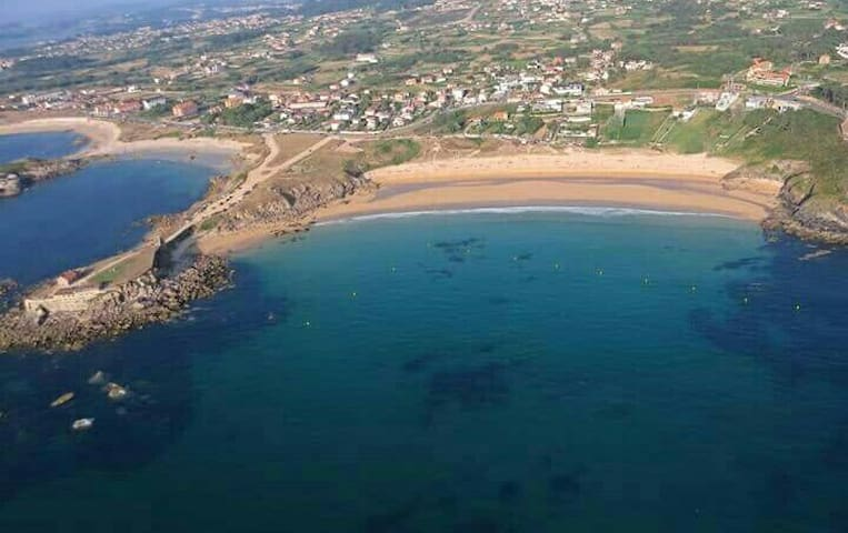 Apartment  at 3min of the beach C - sanxenxo, la lanzada