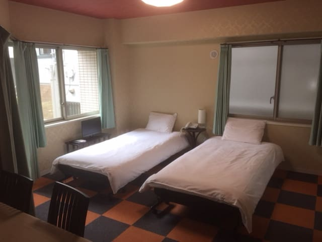 A good location and suitable in Nakameguro