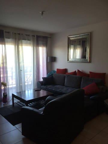 Appartement Agréable à 15m de Bordeaux - Villenave-d'Ornon - Appartement en résidence