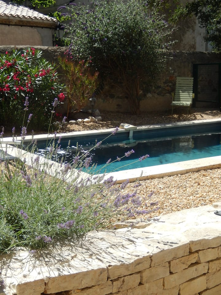 Villa with 3 bedrooms in La Redorte, with private pool, enclosed garden and WiFi - 45 km from the beach
