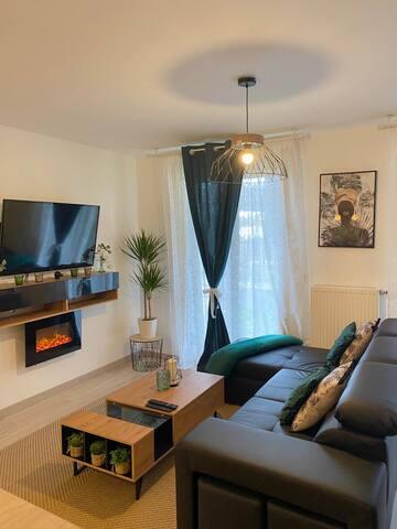 Magnifique appartement à 25 min de Paris Centre
