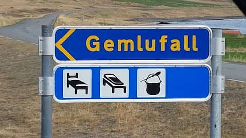 Gemlufall guesthouse  Apartment 2.