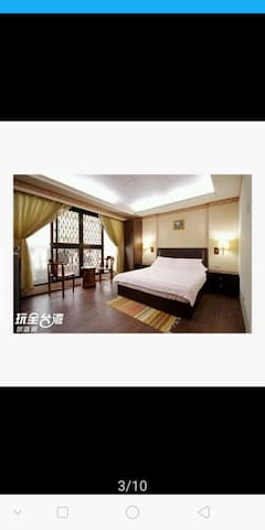 1. 情侶景觀雙人套房 2 peoples 1 bed