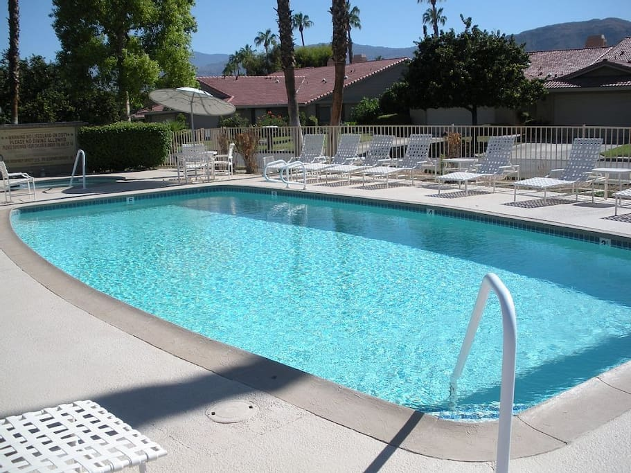 One of 20 pools available!