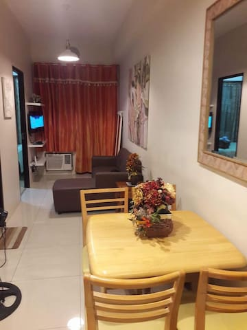 1BR Condo unit at Park West Condominium -BGC