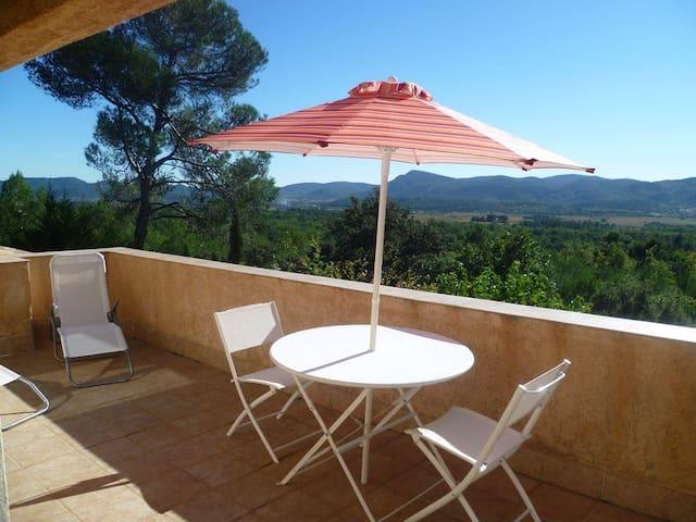Villa Jacaranda - La Roquebrussanne - Casa de camp