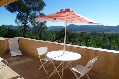 Villa Jacaranda - La Roquebrussanne