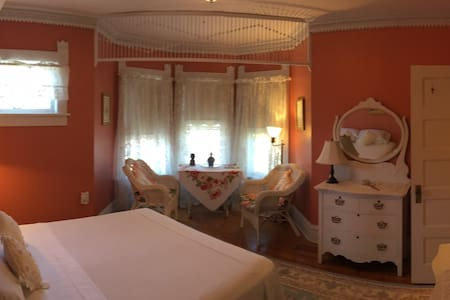 My Fair Lady Bed and Breakfast - Crisfield - Oda + Kahvaltı