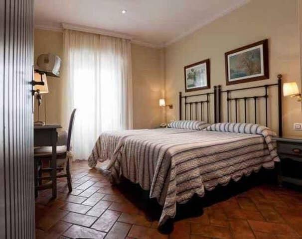 Hotel La Muralla - Habitación Doble con terraza privada
