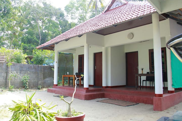Angel's Homestay A/C room#3 - Marari Beach Kerala