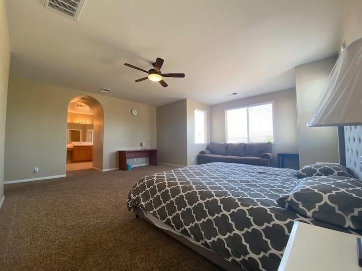 Luxury master room#6