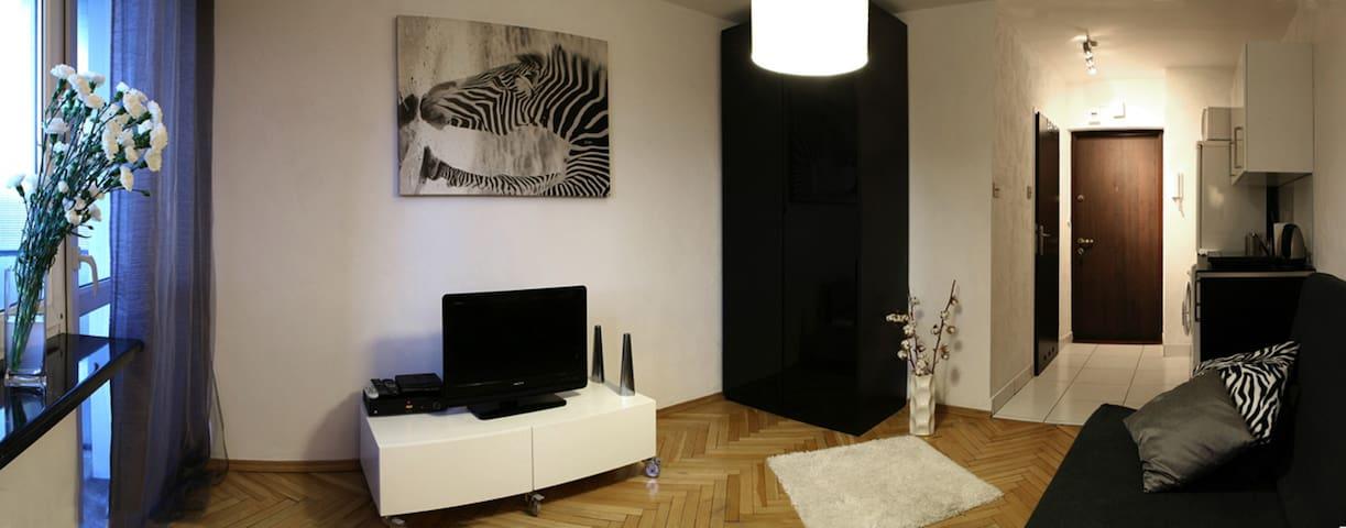 "Comfortable ""Bruna"" Apartment - Mokotów Warsaw"