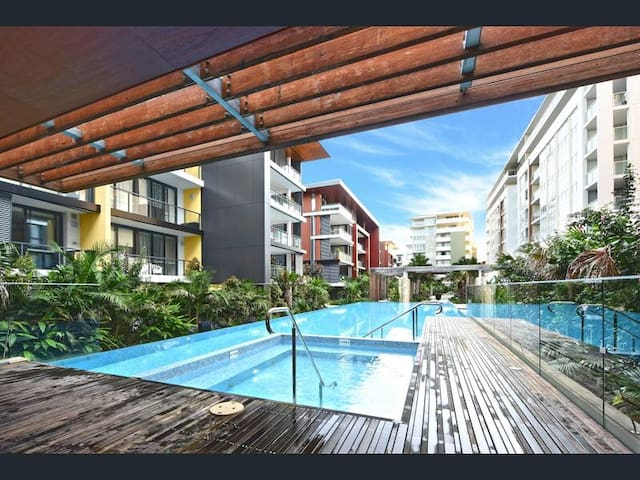 Luxury and convenient, your home in Sydney