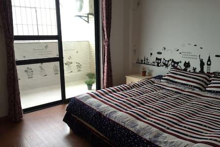 近师大、仓山学生街的高层电梯一居室小单间带阳台 - Pis