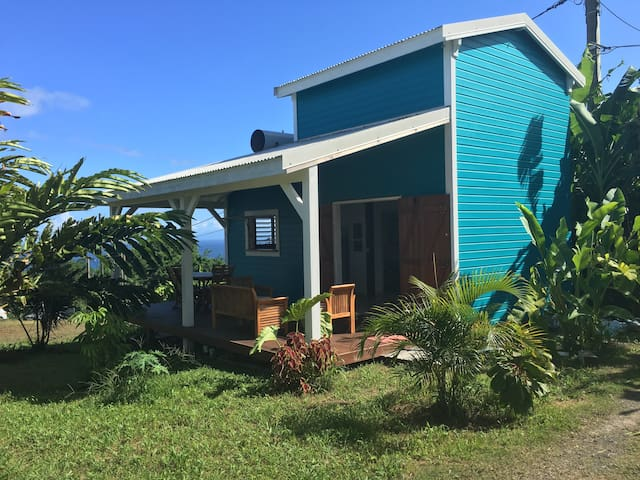 BE TROPICAL lodge - Capesterre-Belle-Eau
