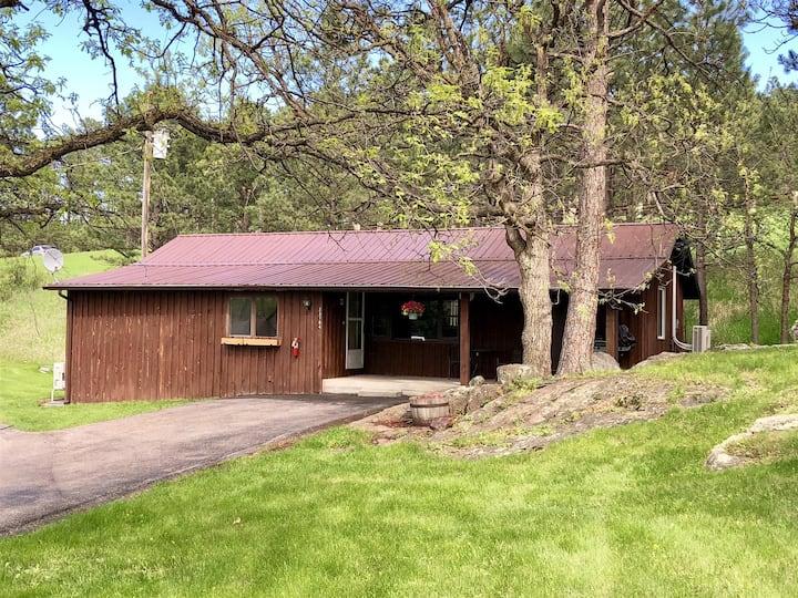18 - 19 Bunkhouse Multi-Family Cabin with Loft, Sleeps 10