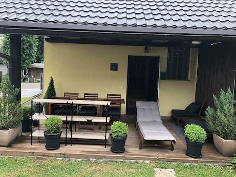 Charming vacation house Vukelic ***
