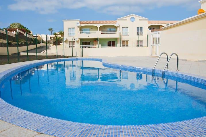 Apartamento en Costa Calma