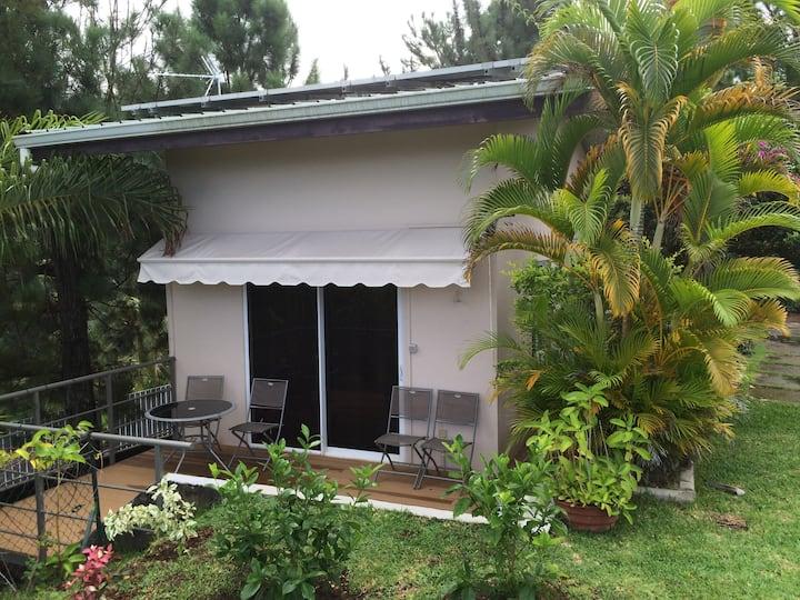 Pied à terre confortable à Tahiti