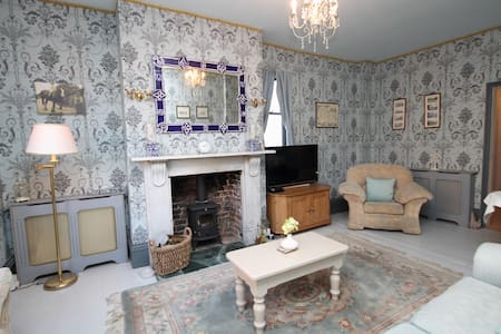 Self catering period house in central Faversham - Faversham - บ้าน