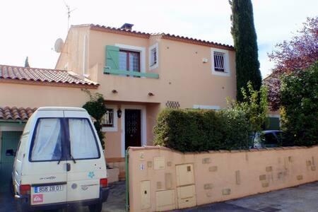 maison pour famille à Pignan - Pignan - Casa