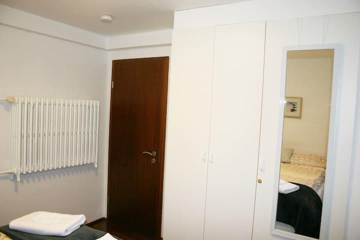 Cosy bedroom, room nr.3