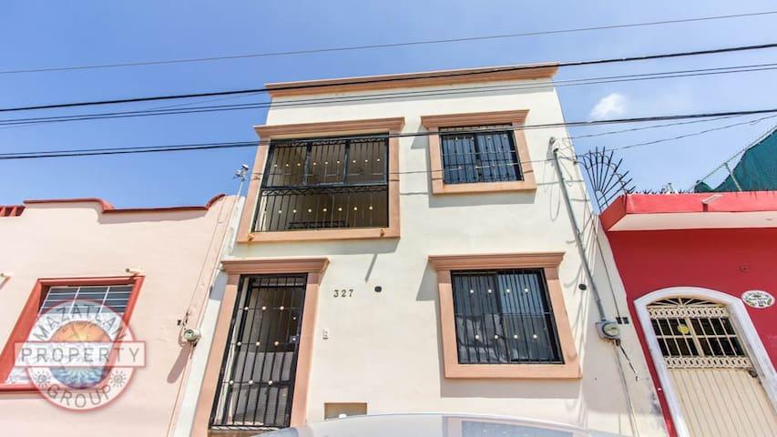 Vicente Guerrero, 2-Bedroom Apartment