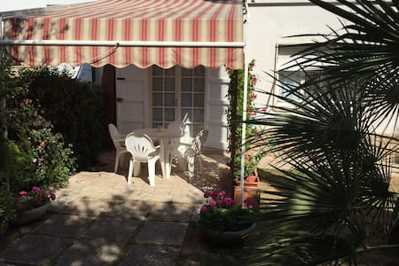 Next to the beach with garden - San Vincenzo - Appartement