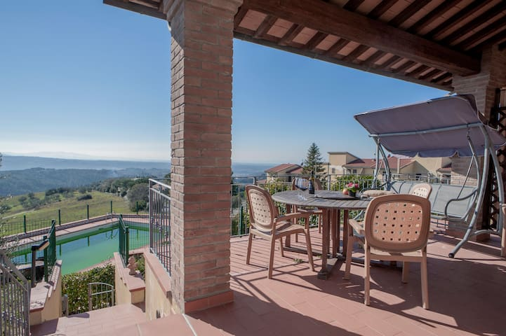 Costa etrusca tra mare e colline - Riparbella - Appartement