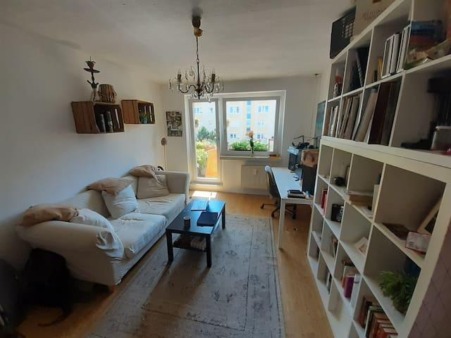 Wohnung nahe Innenstadt mit guter Anbindung