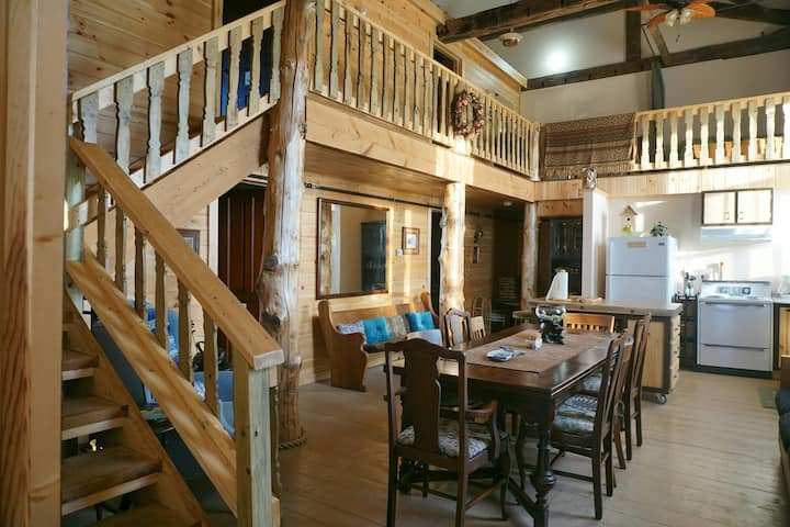 Bell Tower Lodge is available year round.