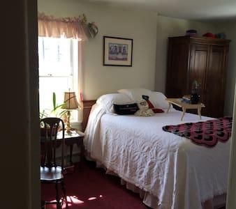 Princess Room: Cozy main floor. - Watertown