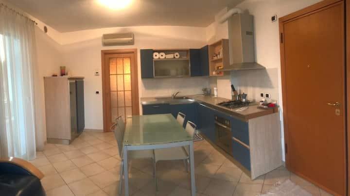 appartamento al mare a due passi da V.le Ceccarini