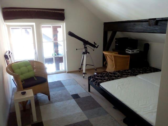 Stilvolle Wohnung im Ortskern - Bad Mitterndorf, Steiermark, AT - Appartement
