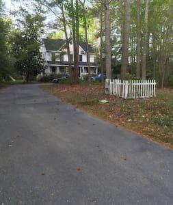 Chickahominy Getaway House - Lanexa - House