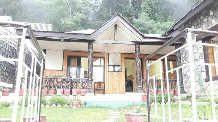 Green Cottage NathiaGali(Near k.P.K House)
