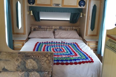 Prosser View Cottage - Orford - Дом на колесах