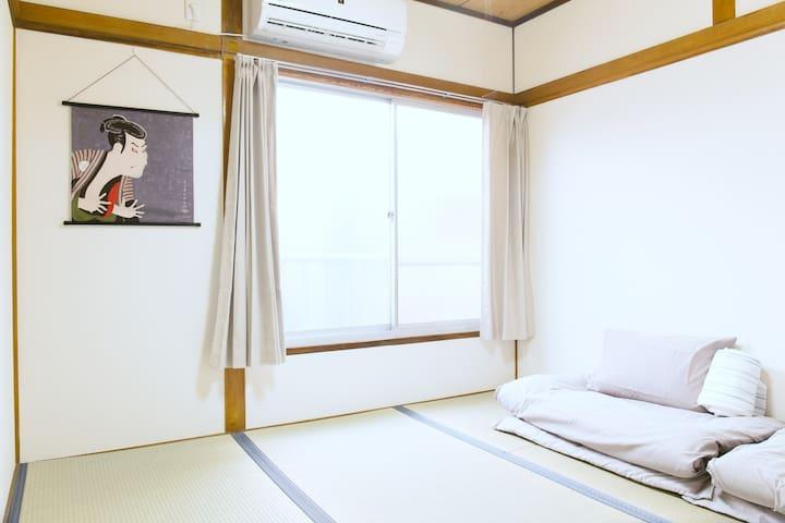 Flower house 202 Hatagaya Easy access to Shinjuku