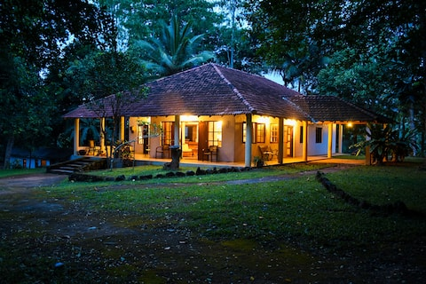 Captain's Bungalow - 20 minutes to Kandy