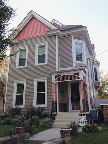 Historic Highlands home completely renovated! - Louisville - Casa